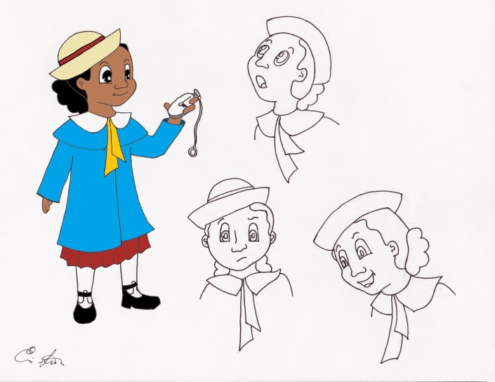 Cartoon Character: Scout
