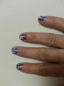 Calgary Expo nails