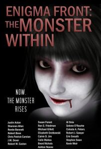 Monster Rises front cover